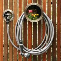 庭道具屋 toolbox オリジナルホースハンガー